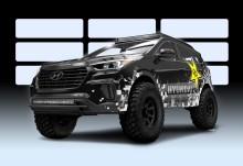 Mere krutt fra Hyundai på SEMA