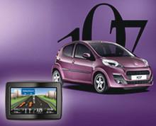 Peugeot giver ventebonus ved køb af en ny 107