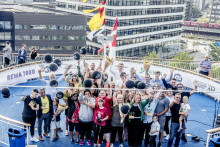 DEKRA overrakte Fællesskabsprisen til Aarhus-initiativ