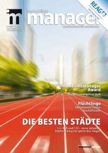 Städteranking 2015: Drei erste Plätze