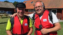 Svenska Båtunionen och Kapten Väst sänder radio live under Allt för sjön
