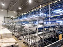Diplom-Is i Norge står stærkere med centraliseret og optimeret lagerlogistik