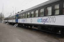 Vården tar SJs tåg mot framtiden