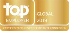 Saint-Gobain certifierad Top Employer Global 2019
