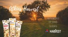 Atkins Harvest – markedets sunneste og beste nøttebar?