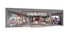Stadium höjer pulsen – nytt butikskoncept med premiumutbud
