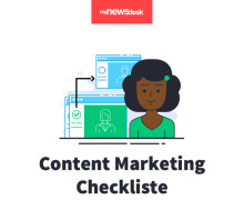 Outsourcing 1x1 für Ihr Content Marketing + Checkliste