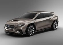 Subaru-koncept avtäckt i Genève