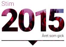 2015 ännu ett framgångsrikt år för Stimanslutna musikskapare