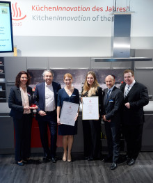 Distinguished food concepts from Villeroy & Boch –  Design prizes for Pasta Passion and BBQ Passion
