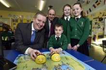 Barefoot Computing Project reaches over 40% of NI Primary Schools in first year