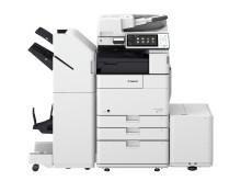 Canon lanserer tre nye imageRUNNER ADVANCE-serier med multifunksjonsskrivere til moderne kontormiljøer