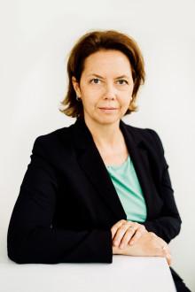 Kristina Sandberg utsedd till tf generalsekreterare för ECPAT Sverige
