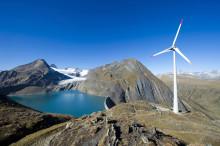 Bedre terrengtilpasning av vindkraftverk