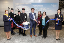 Air route presents new opportunities