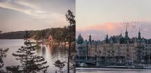 Livesändning: Så ser Sverige utanför Stockholm på huvudstaden