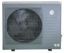 ES luft/vatten-värmepump AW 24.4 – en modern dockningslösning med hög effektivitet och hög effekt.