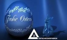 Frohe Osterfeiertage   -   noch ein Monat bis zum Kongress Krankenhausführung und digitale Transformation im digital Live-Stream