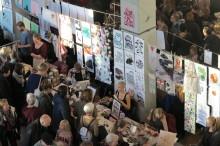 Julmarknad för design och konsthantverk
