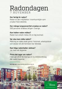 Radondagen 7 November 2017
