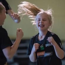 IKSU:s sportscamp