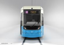 Pressinbjudan: Välkommen på provsittning i Göteborgs nya spårvagn M33