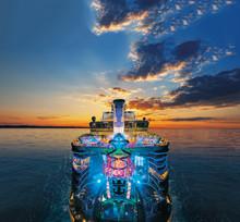 Royal Caribbean lanserer nok en gang verdens største cruiseskip