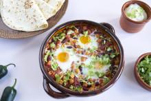 Ja, vi vil ha egg hver dag