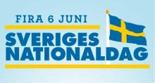 Festligt firande av Sveriges Nationaldag i Malmö