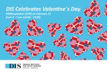 DIS fejrer Valentines Dag!