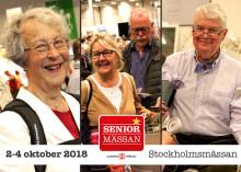 Seniormässan - bli inspirerad, aktiverad och informerad!
