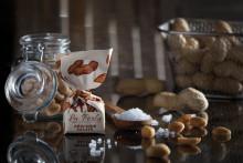Nyhet – Len tryffel med jordnöt, salt och kola