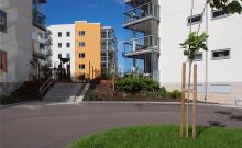 4 stycken 5-våningshus klara  - nära naturskönt koloniområde