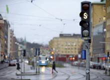 Trafikinformation: Spårarbete vid Gamlestadstorget