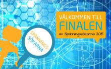 Välkommen till finalen av Spänningssökarna 2015!
