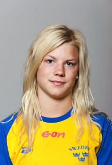 Dalarnas Josefin Lindqvist till semifinal på 100 m fjäril på Universiaden i Kazan – studentidrottens motsvarighet till ett olympiskt spel