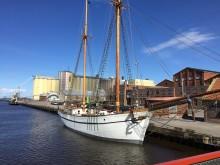 Vänerskader till Lidköpings hamn