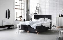 Optimal sovkomfort med nytt unikt fjädersystem!