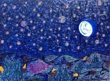 """21st century grandson of Van Gogh"". Istanbul embraces Marcel Schreur."