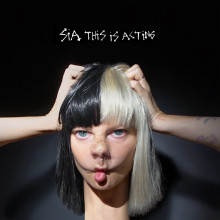 "Sia sitt nye album ""This is Acting"" er ute 29. januar!"