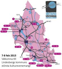 Vinterspår 2015 - från norr till söder: 42-46