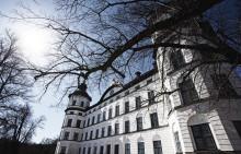 Vårtecken – påsköppet på Skoklosters slott