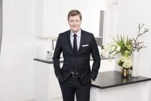 Magnus Ekström ny tf vd för HSB Projektpartner