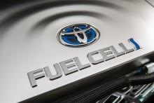Toyota släpper närmare 5 700 bränslecellspatent fria