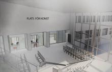 [OPEN CALL] Gestaltningsuppdrag för 18 meter lång vägg i ny entréhall på Södersjukhuset utlyses.