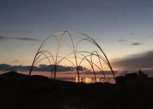 Vernissage för (X)sites Kattegattleden lördag 8 juni