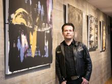 Åpen vernissasje på Groruddalens kunsthotell