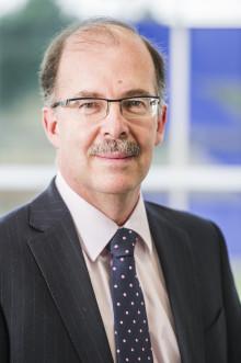 Roger Bayliss ny Senior Vice President Operational Efficiency på Skanska