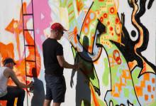Sh bygg stödjer kulturprojekt i Uppsala