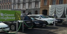Var i Västernorrland borde man kunna ladda en elbil?